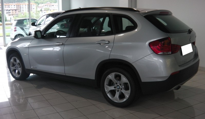 BMW X1 SDRIVE 18D full
