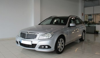 MERCEDES Clase C C 200 CDI Blue Efficiency Estate