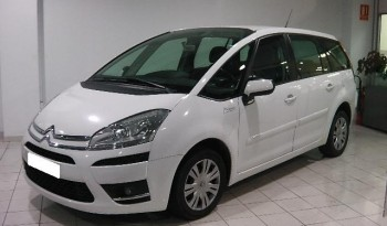 CITROEN Grand C4 Picasso 1.6 HDi 110cv Tonic 7p. full