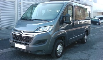 CITROEN Jumper BlueHDi 130 6v Combi 30 L1H1 full