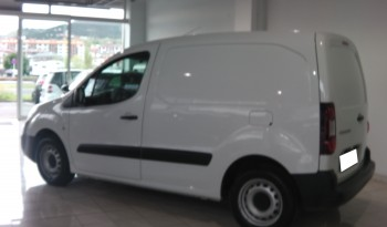 PEUGEOT Partner Furgon Confort PackL1 BlueHDi 55KW 75 full